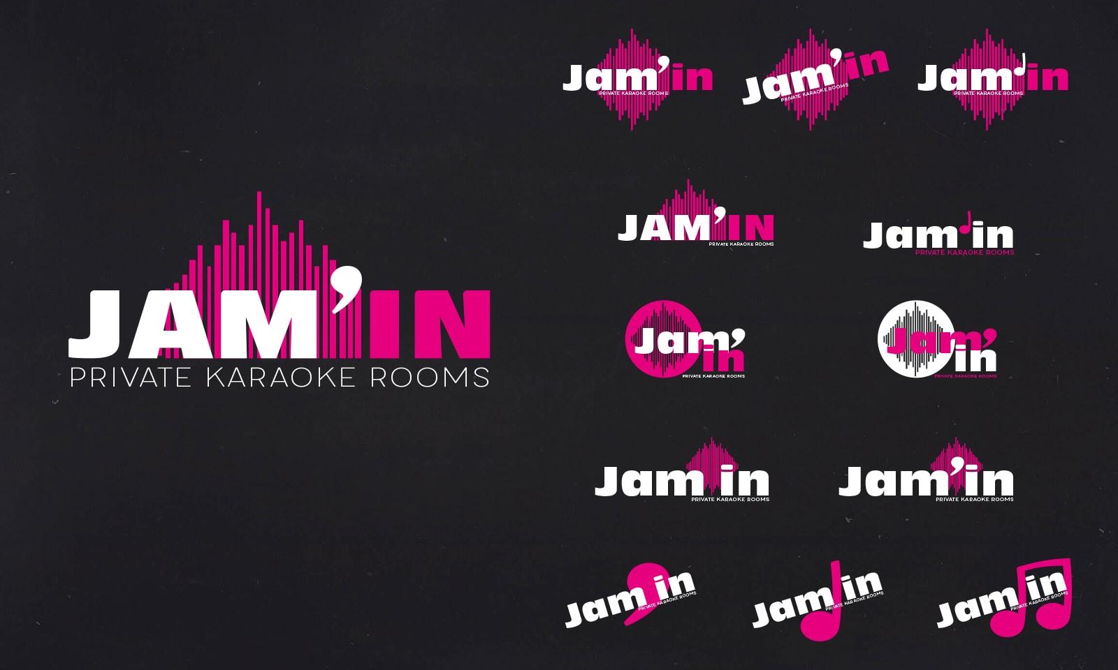 JAMIN - Logo design