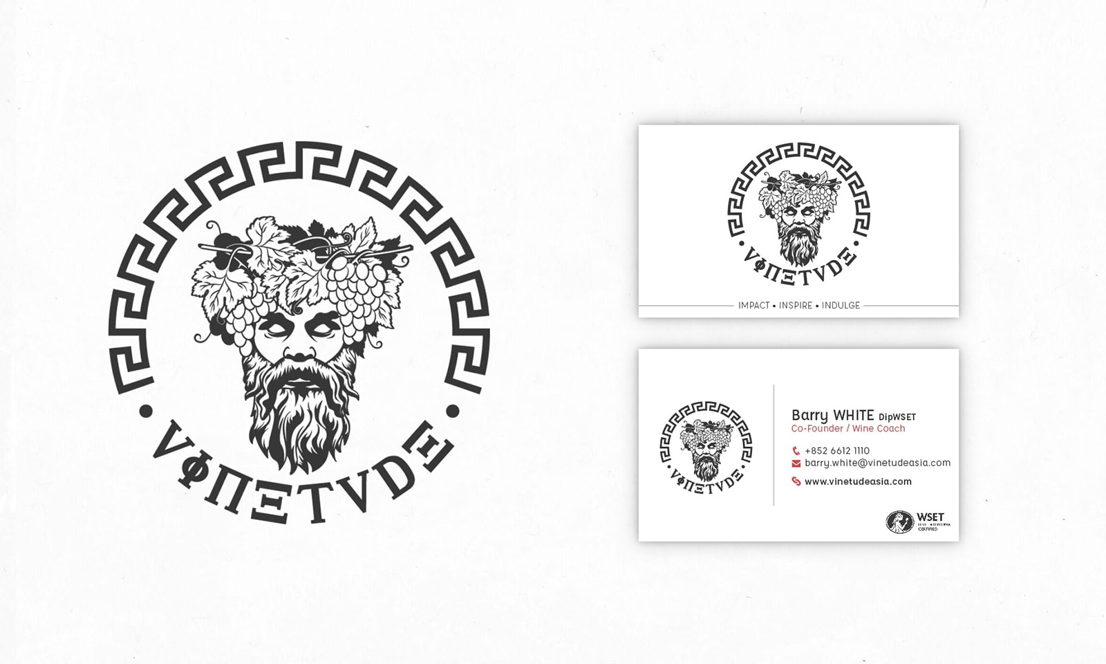 Logo, Business Card